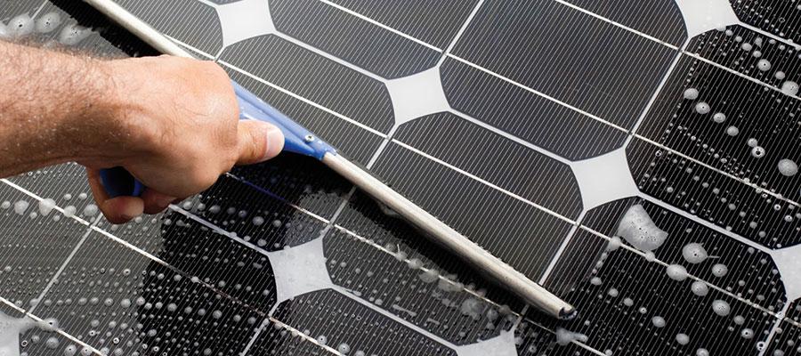 solar-wartung
